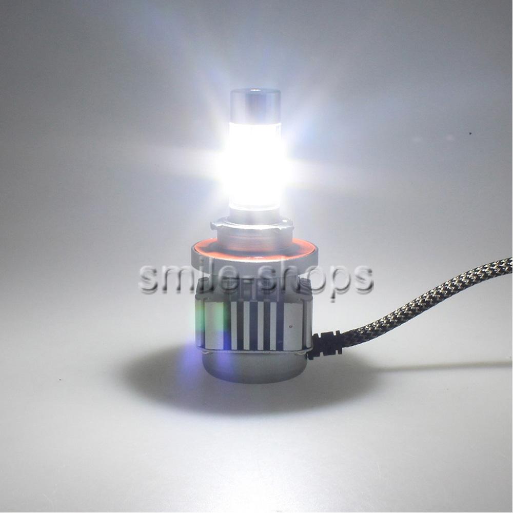 Led Headlight Bulbs Lamp Kit Upgrade H13 9008 120w For