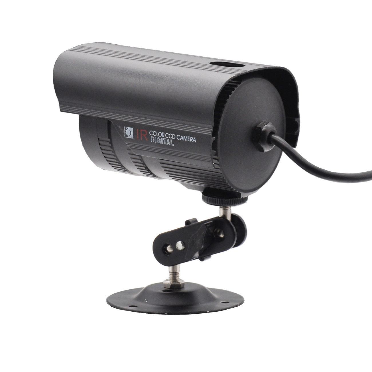 HD 1200TVL CMOS 22IR-Cut 3.6mm Lens Dome CCTV Security Camera Night Vision Cam