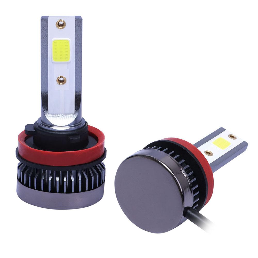 Mini H11 H8 H9 Led Fog Light Bulbs For Mini Cooper