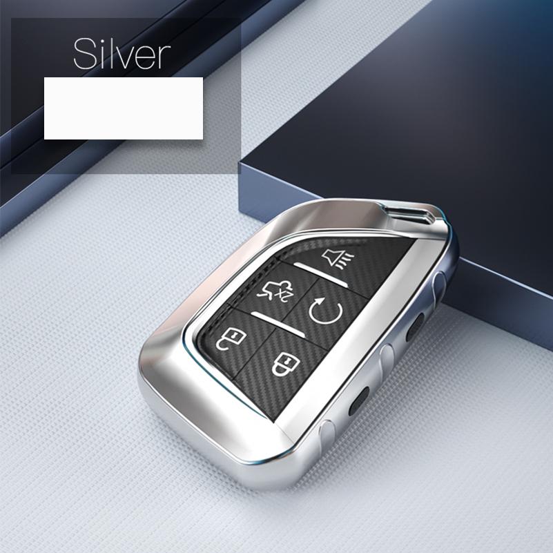 New Design TPU Car Key Fob Case Cover Holder Bag For New