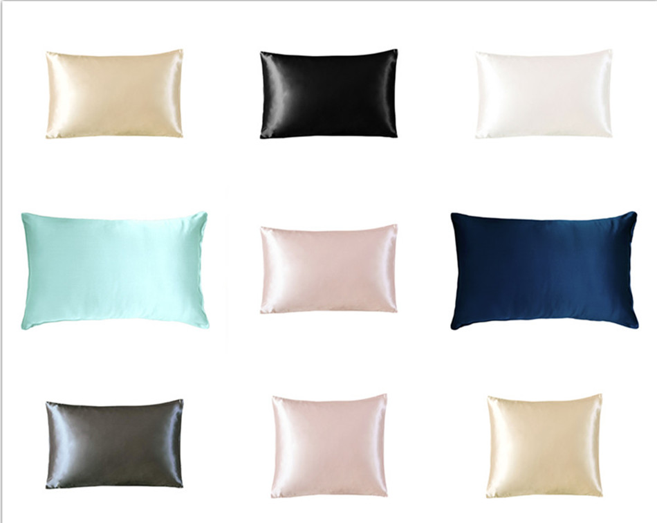 100 Silk Pillowcase Mulberry Silk Pillow Case Cover