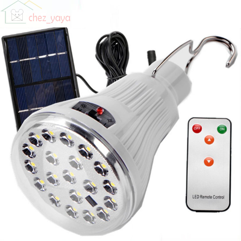 tragbare notleuchte 20 smd led solar batterie birne lampe mit haken wei dimmbar ebay. Black Bedroom Furniture Sets. Home Design Ideas