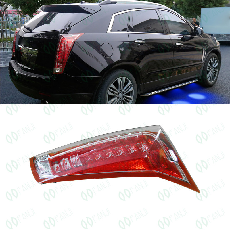 2P Rear Lamp Right&L Tail Lights Fit For Cadillac SRX 2010