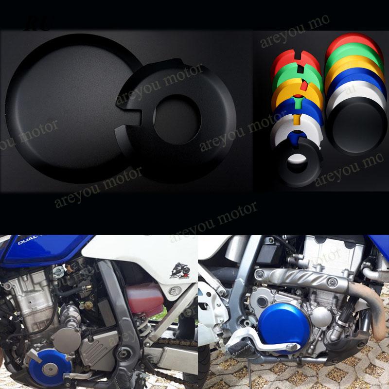 Engine Clutch Case Cover Guards Protector For Suzuki DRZ400E DRZ 400S DRZ400SM