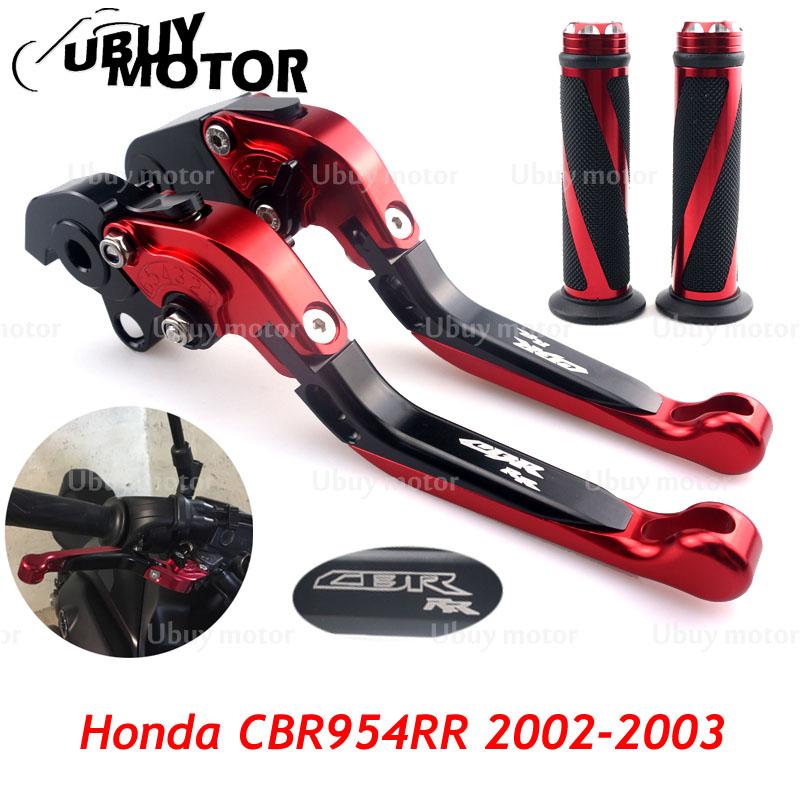 For Honda CBR600RR 2003 2004 2005 2006 Short Clutch Brake Levers CNC Black US