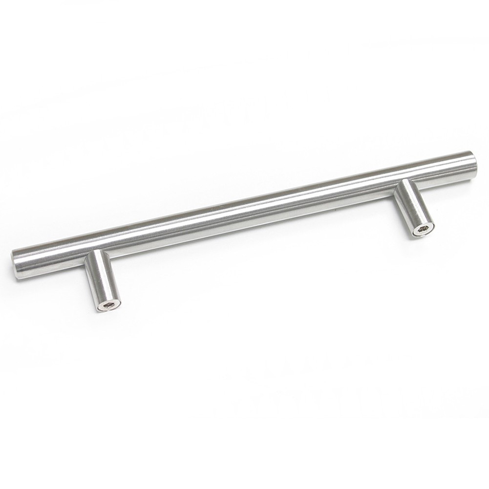 Stainless Steel Kitchen Cabinet Handles And Knobs: Kitchen Cabinet Door Cupboard Handles Stainless Steel T