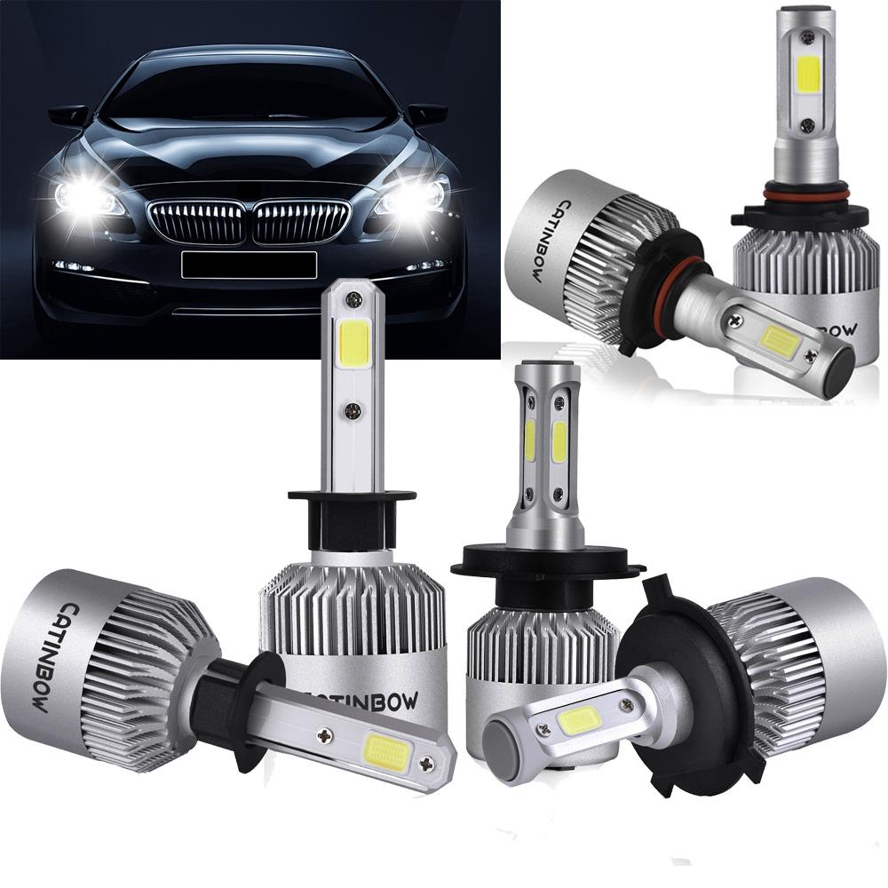 h1 h4 h7 h8 h11 led led birnen auto scheinwerfer headlight. Black Bedroom Furniture Sets. Home Design Ideas