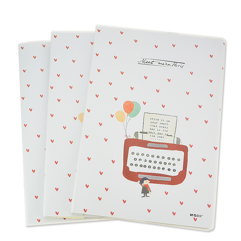 Cute-Diary-Notebook-Paper-Writing-Memo-Planner-Travel-