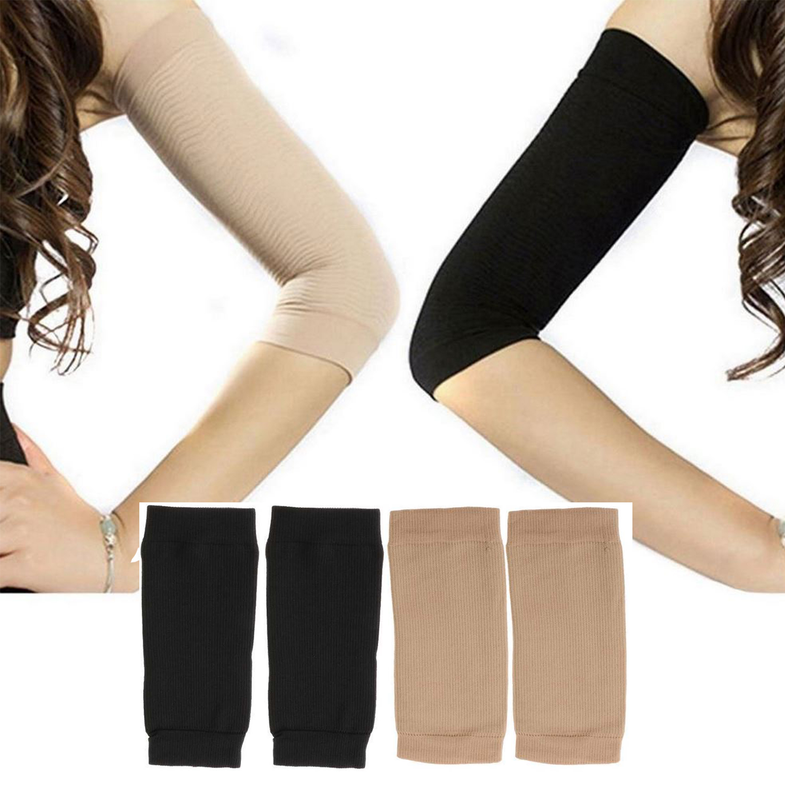 120f3172d1842 Slimming compression arms sleeve shaping arm shaper upper arm sleeve  supports jpg 1600x1600 Upper arm compression