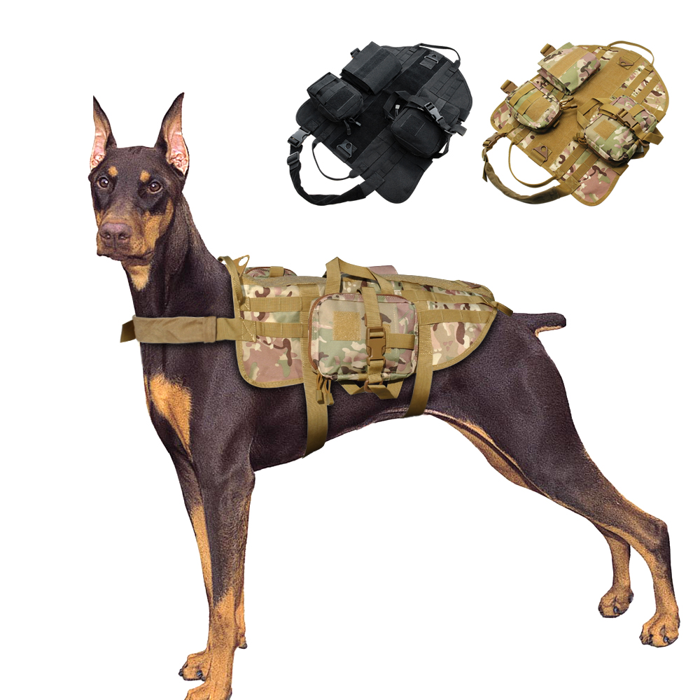 Tactical Dog Harness Uk