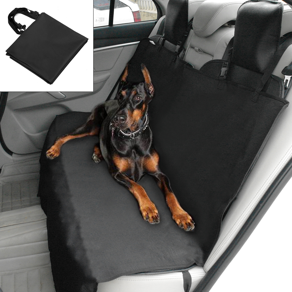 Dog Car Protector >> Details About 55 Dog Seat Cover Oxford Waterproof Hammock Dog Car Vehicle Seat Cover Protector