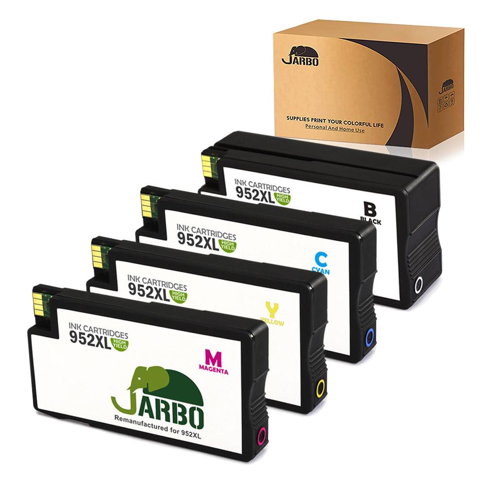 10PK Reman 952XL Ink Cartridges For HP Officejet Pro 8210 8702 8714 8717 8718