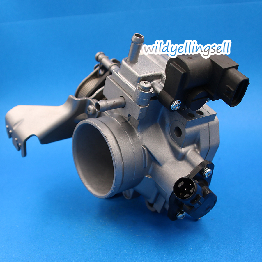 OEM 16400-P8C-A21 Throttle Body For Honda Accord Acura CL