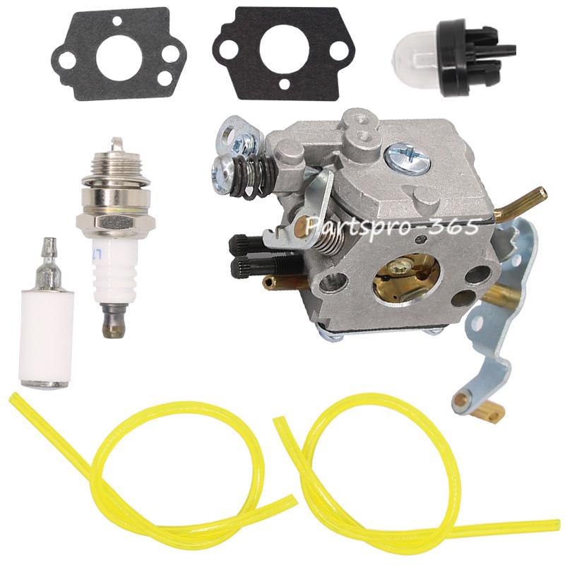 Carburetor for Poulan Pro Chainsaw 573952201 PP5020AV PP0520 Zama C1M-W47 Carb