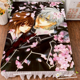 Anime GUNDAM Bed Sheet Throws Sheet Bedding Coverlet cosplay Gift 150*200cm