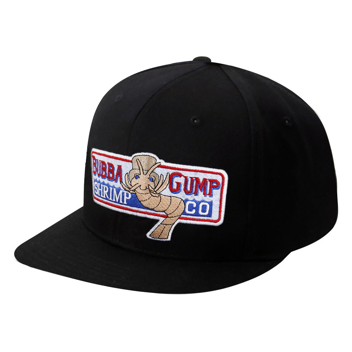 ccd624d8 2019 NEW Bubba Gump Shrimp CO Hat Forrest Gump Costume Embroidered Snapback  Cap