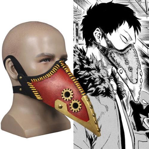 maschera per la bocca anime