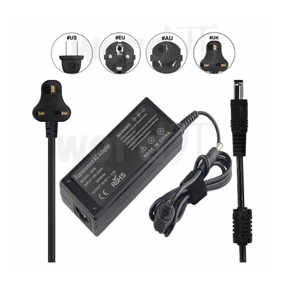 65w ac adapter charger for hp pavilion dv1000 dv5000 dv6000 power rh ebay com