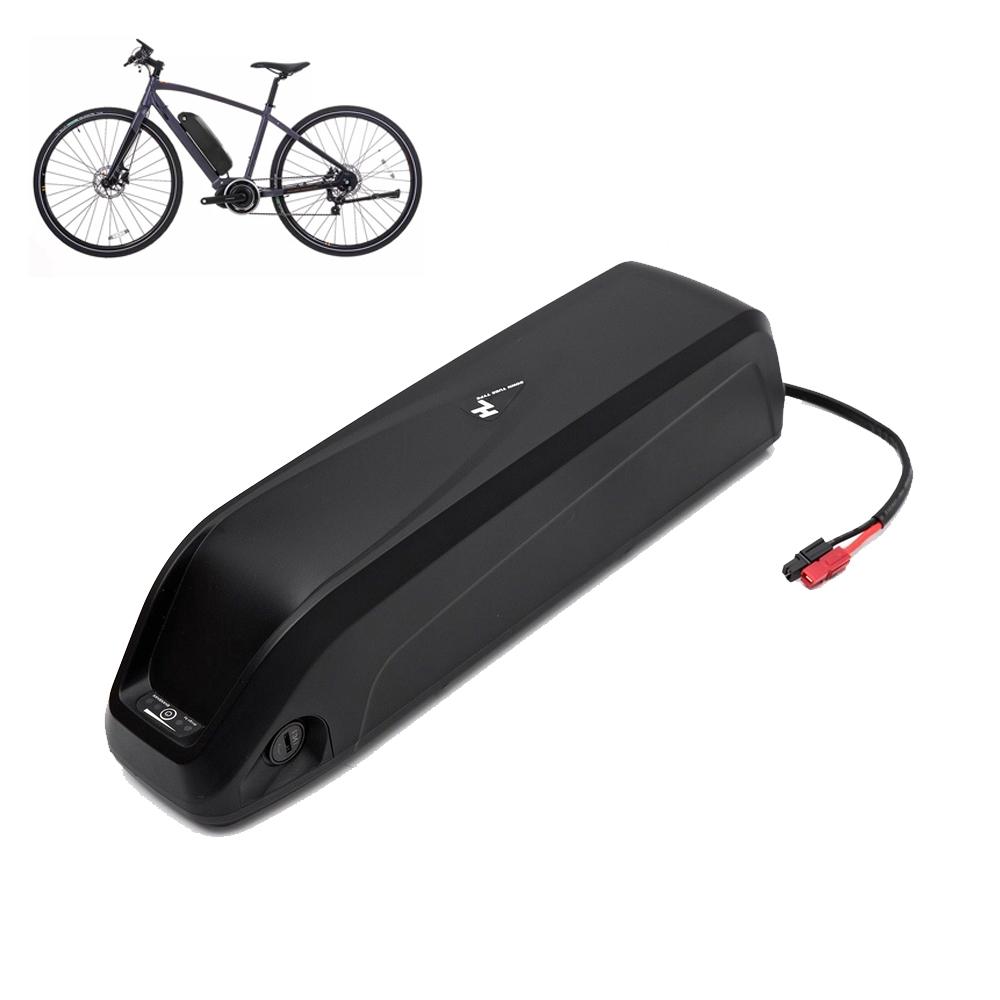 36V 10Ah 18650 Li ion E-bike Battery Power For 350W 500W Electric Bicycle