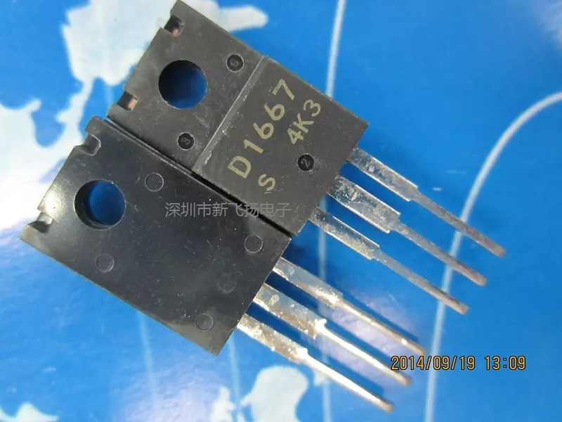 5PC  J6920A Inline TO-3PL Line Tube J6920 High Power Transistor