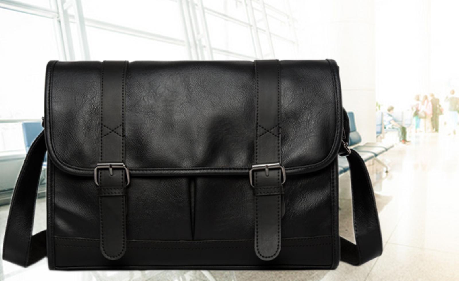 Roomy Messanger Bag