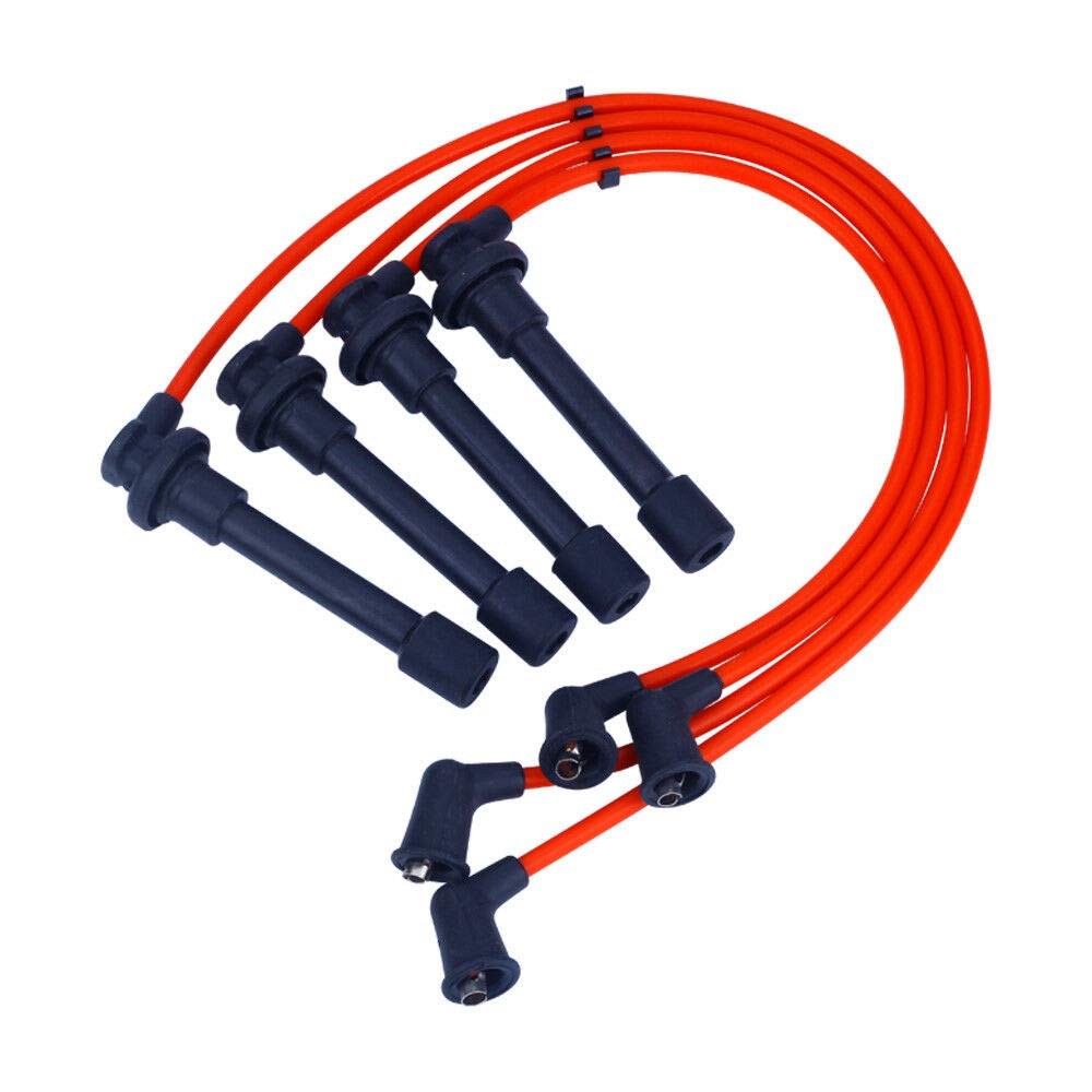 ignition coil CIVIC ACCORD L4 1.5 1.6L 2.2L 2.3L IGNITION SPARK PLUG WIRES SET