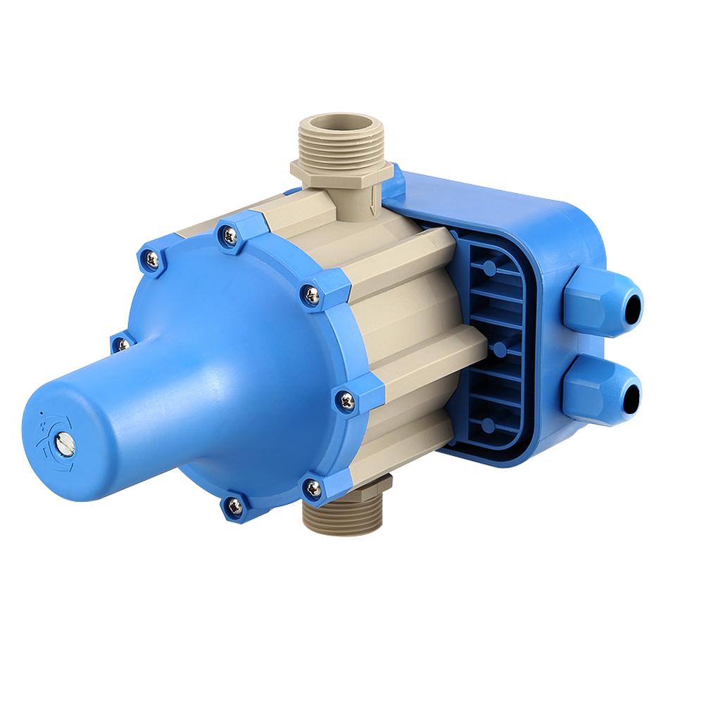pumpensteuerung pumpe druckschalter hauswasserwerk pumpenschalter presscontrol ebay. Black Bedroom Furniture Sets. Home Design Ideas