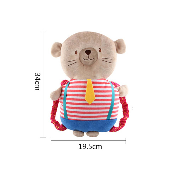 Infant Toddler Anti-fall Headrest Pillow Cartoon Fox Panda Baby Head Protection