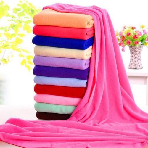 70x140cm Large Bath Towels Microfiber Fiber Water Absorbent Towel Soft Washcloth