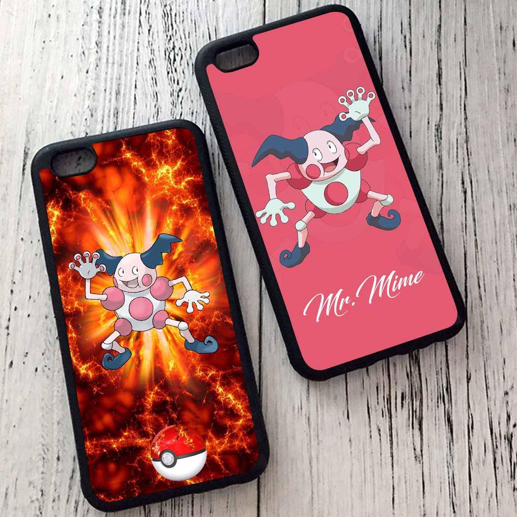 Cell Phone Case Rubber Pokemon Eevee