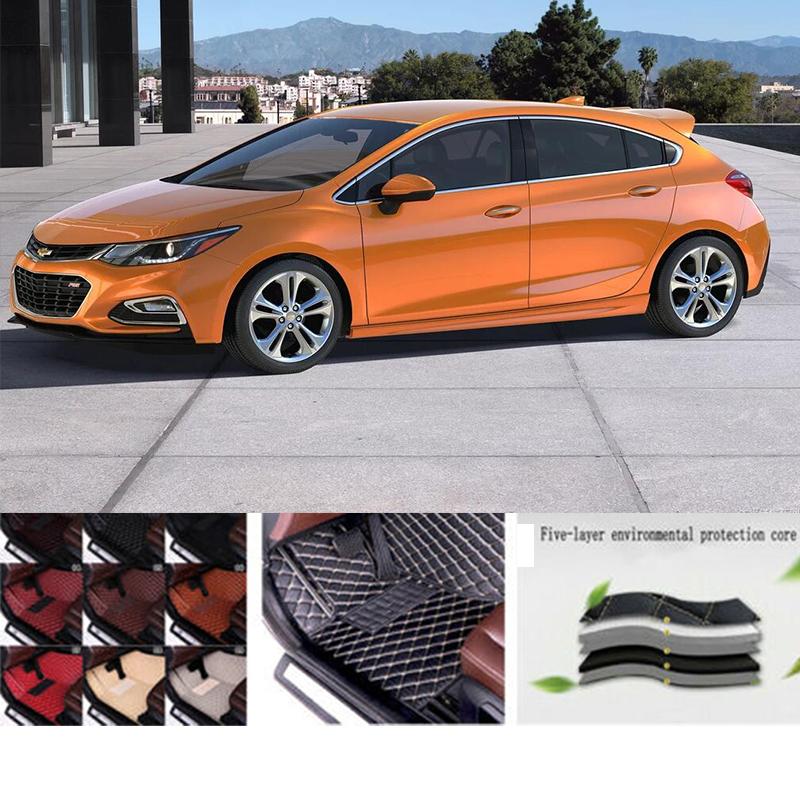 Applicable to Chevrolet Cruze 2009-2019 car mat waterproof mat floor mat