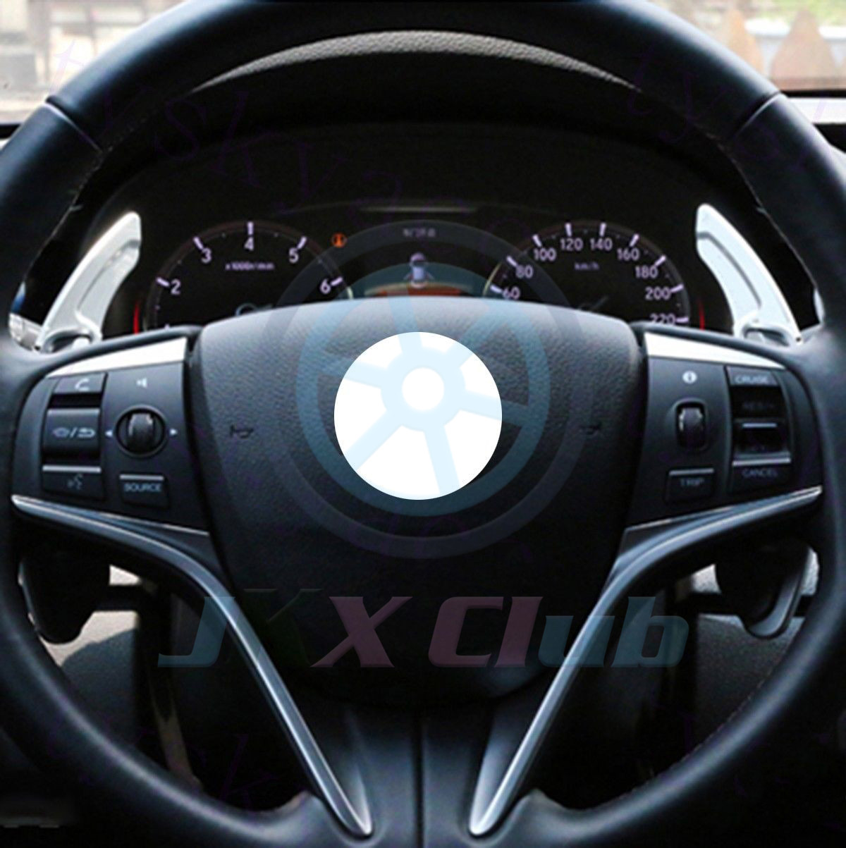 For Accord Avancier Acura MDX RDX ILX 2x Steering Wheel