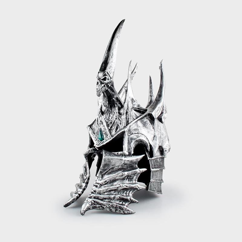 World Of Warcraft Wow 11 Arthas Lich King Helm Figur Modell