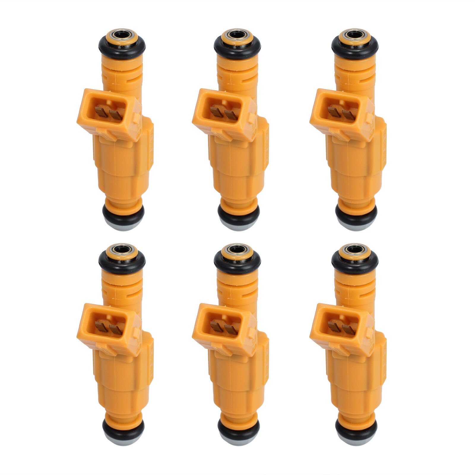 6x Fuel Injector For 1994-1999 Ford Mercury Lincoln 4.6L 5.0L 6.8L 0280155710