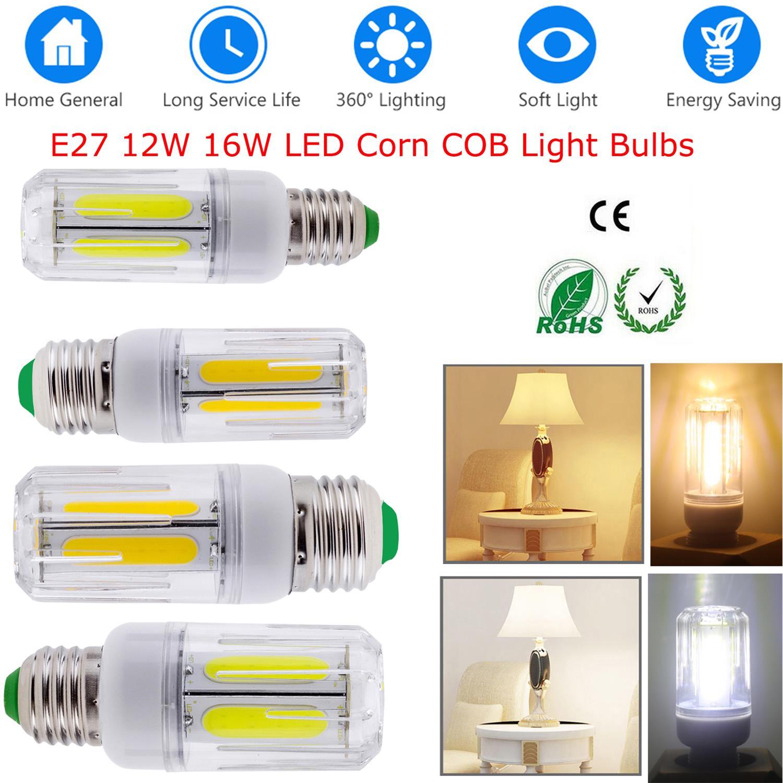 5W 15W Energy Saving 5730 SMD LED Corn Light E27 E14 E12 B22 G9 GU10 Bulb Lamp