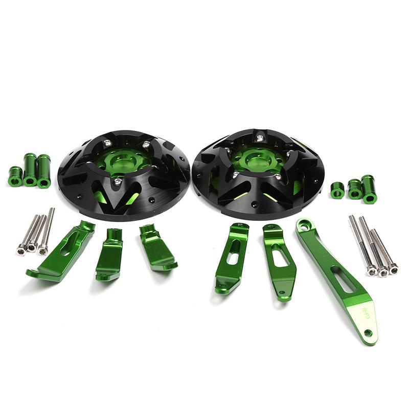 New-CNC-Wheel-Fork-Crash-Slider-Protector-For-KAWASAKI-V650-Versys-650-2015-2016