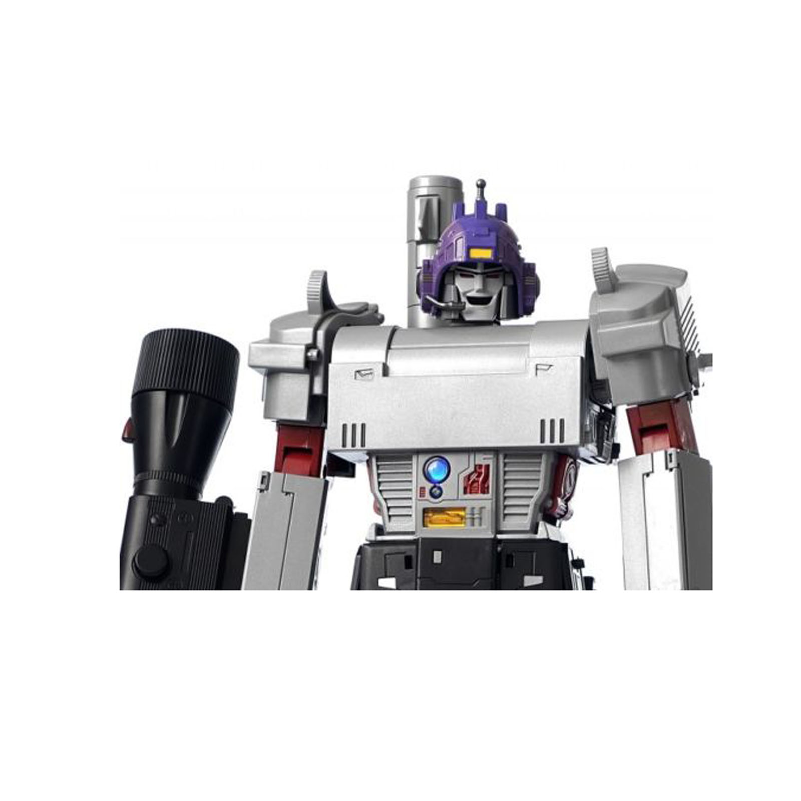 Transformers WJ WEIJIANG NE-01 Megamaster Robot Force Masterpiece Collection New