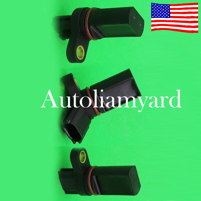 Crankshaft /& Camshaft Position Sensor CPS 3Pcs For 02-08 Altima Maxima Infiniti