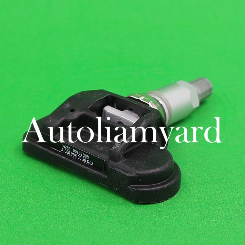 4pcs Tire Pressure Monitoring Sensor TPMS For Mercedes C E