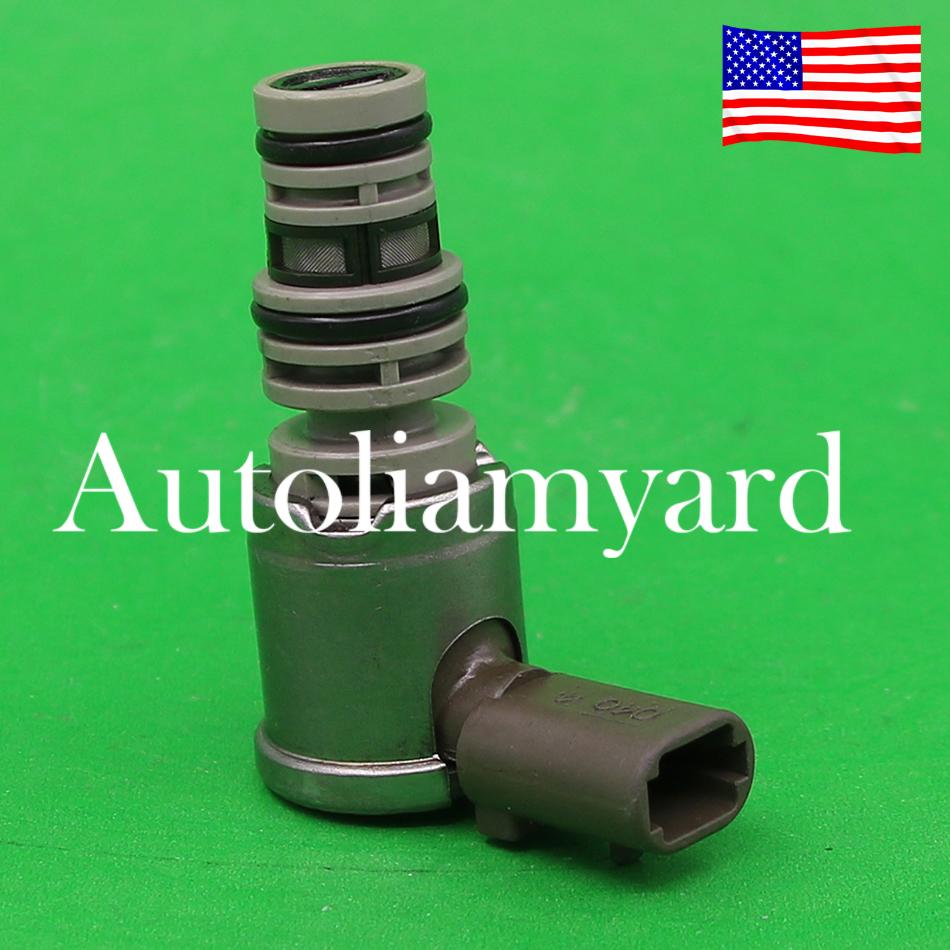 Auto Trans Torque Converter Clutch Solenoid WVE BY NTK 2N1234