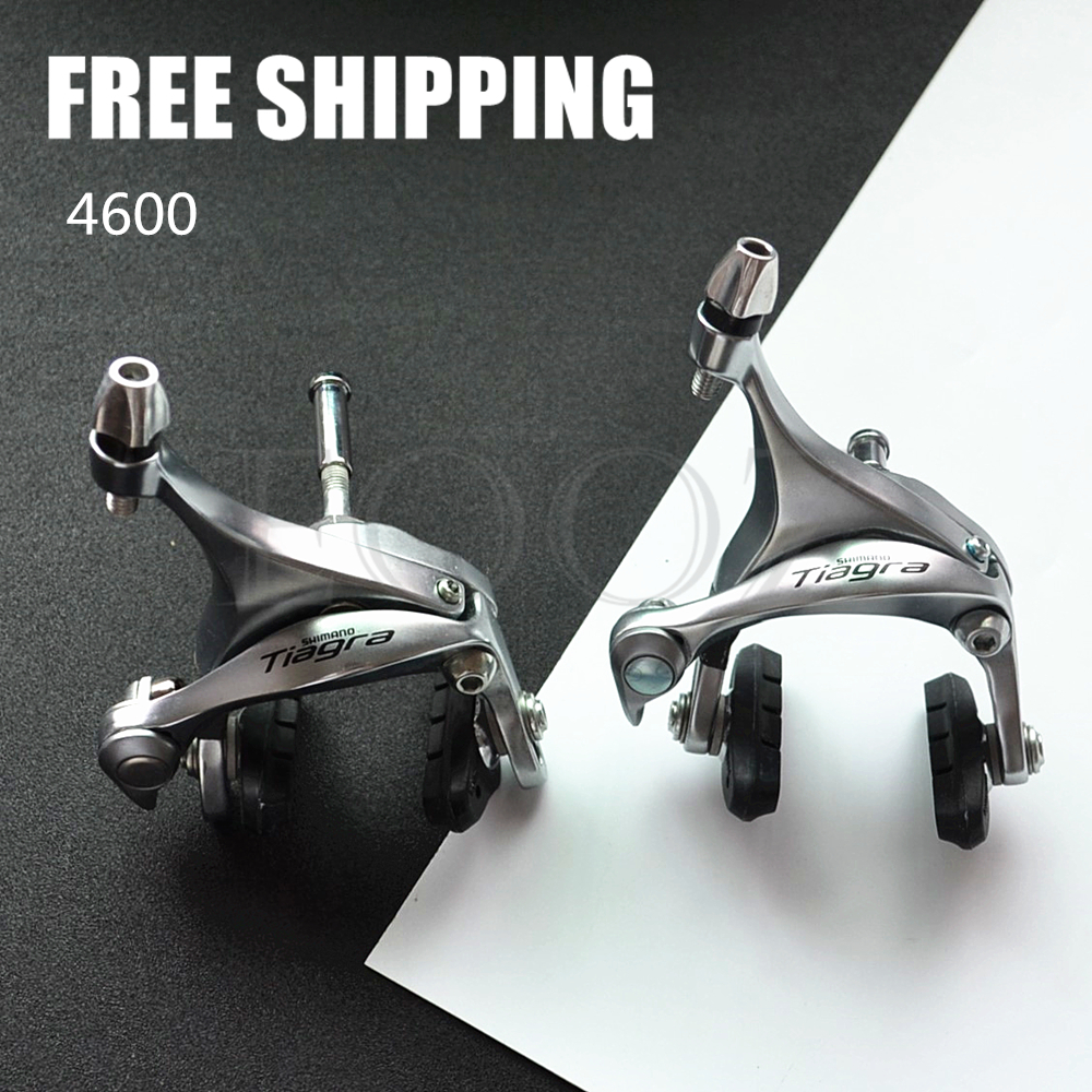 a73c3f11c39 New Shimano Tiagra BR-4600 / BR-4700 Brake Caliper Front Rear Set | eBay