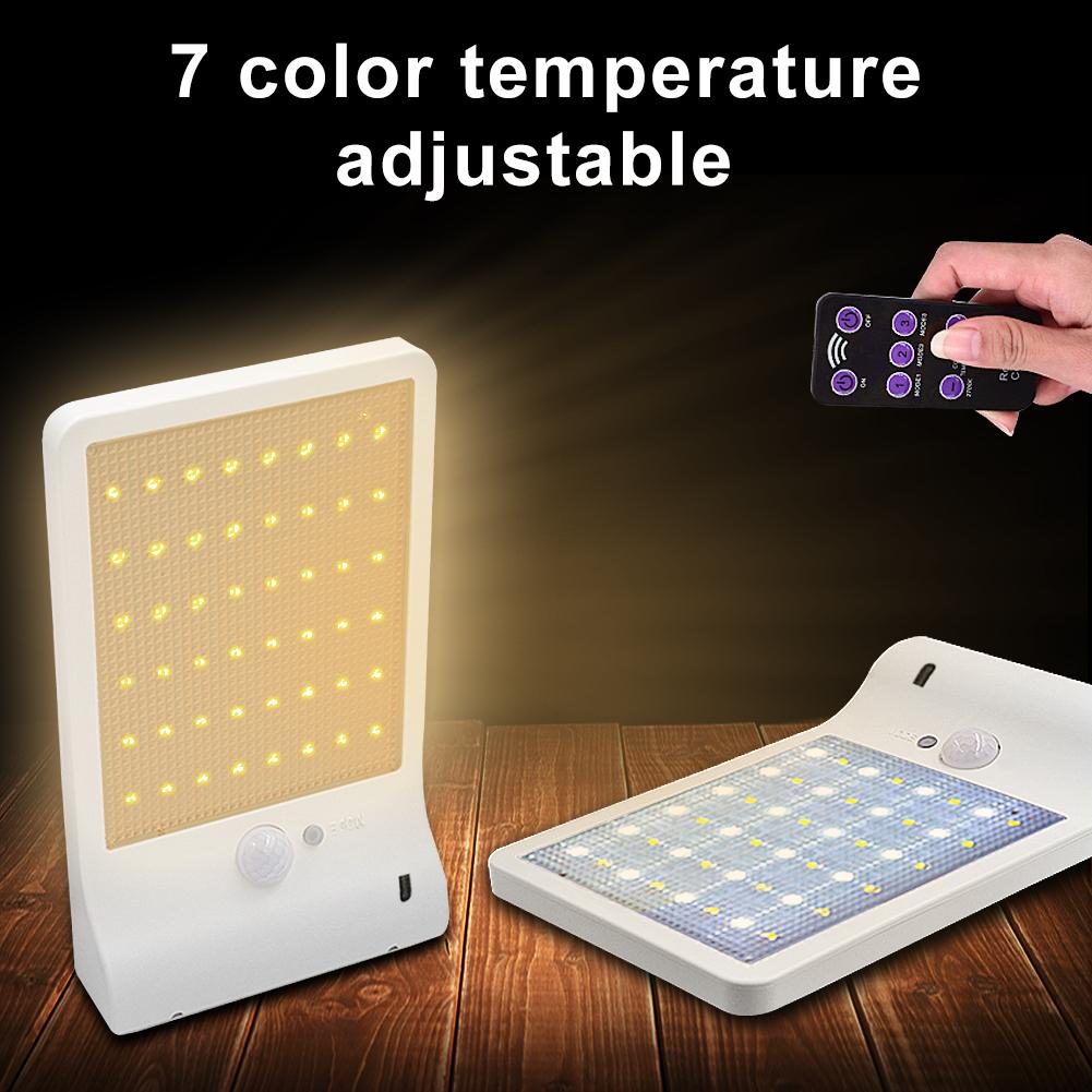 solarleuchte 48 led solar lampe mit bewegungsmelder fluter garten wandleuchte ebay. Black Bedroom Furniture Sets. Home Design Ideas