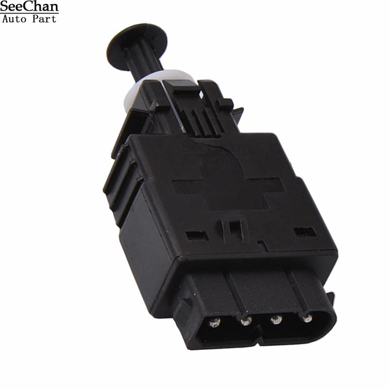 4 Pin Stop Brake Light Switch for BMW E31 E32 E34 E36 Z3 E36 M3 M5 61318360417