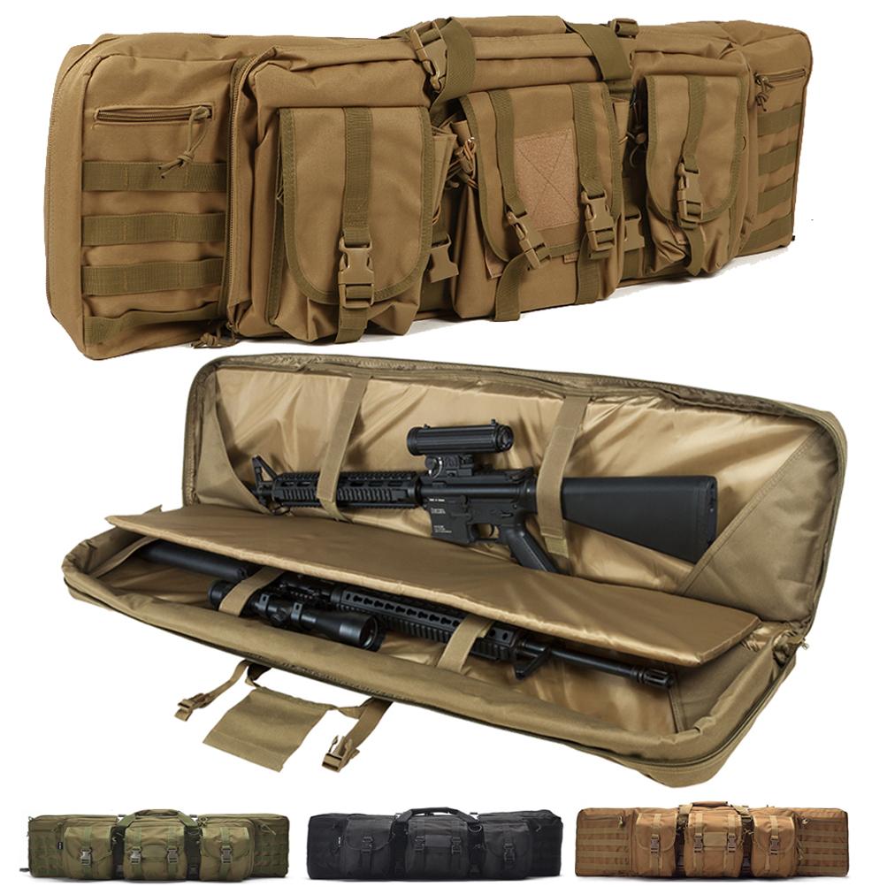 Dual Military Tactical Gun Case