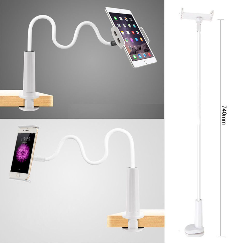 Live Equipment Microphones Good Alctron Is-6 360 Degree Flexible Arm Table Pad Holder Stand,for Ipad Mini