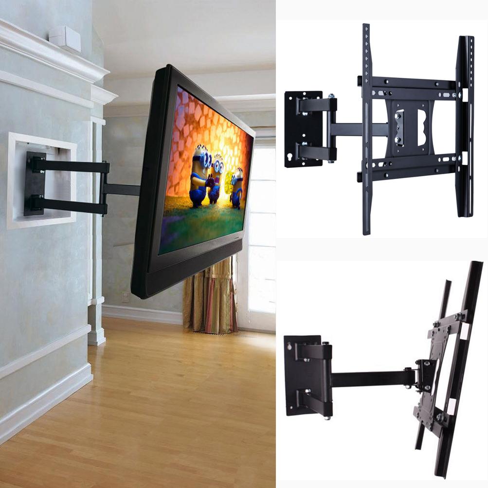 Long Arm Articulating Corner Tilt Swivel Tv Wall Mount
