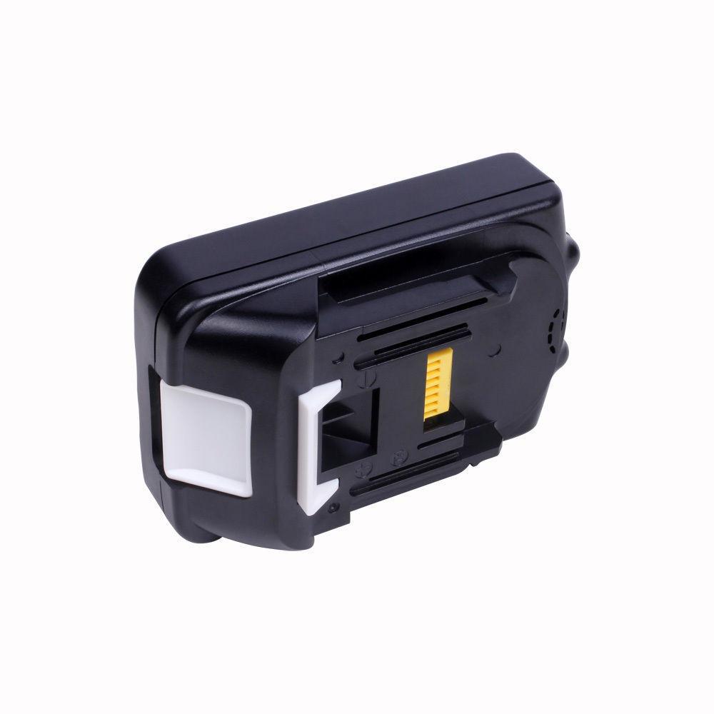 Makita 2 Batterie BL 1815N BL1815 18V//1,5AH LI-ION BL1830 194205-3 BMR100 FR