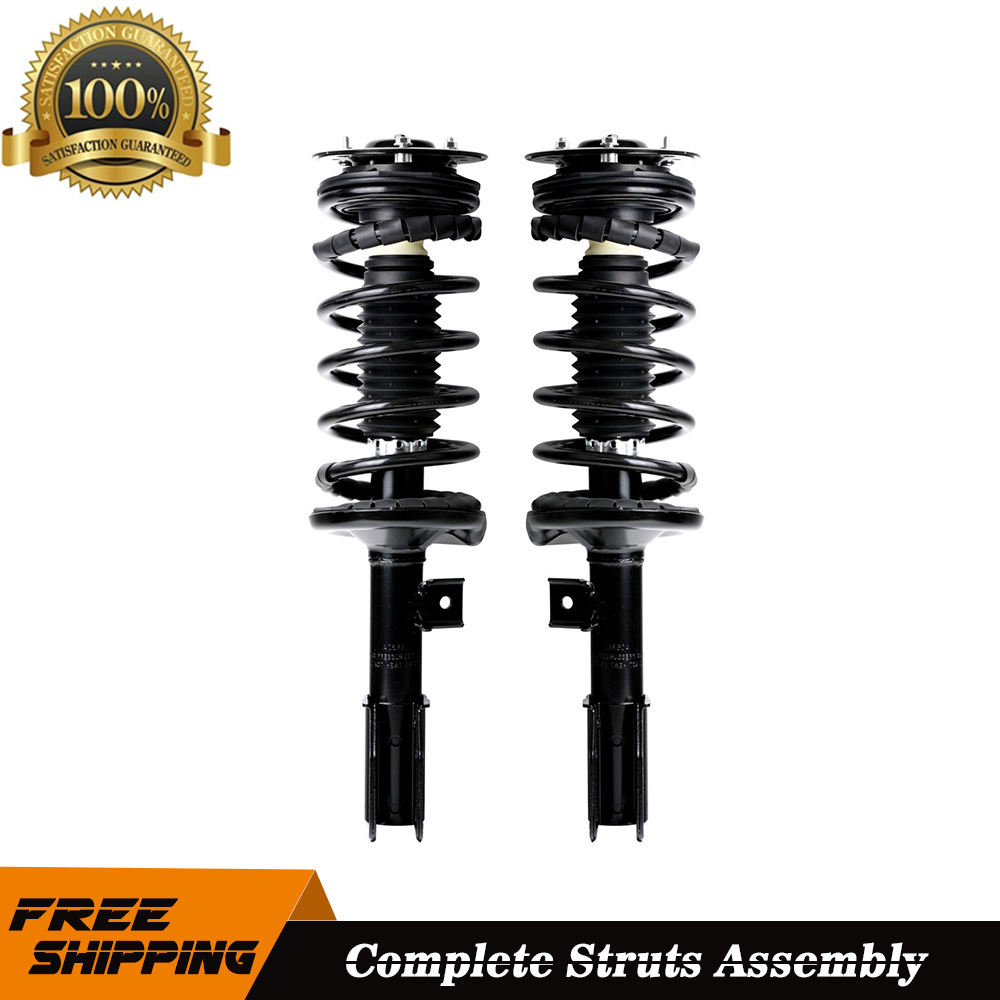 Front Quick Complete Struts /& Coil Spring Assemblies Compatible with 2002-2007 Saturn Vue Pair