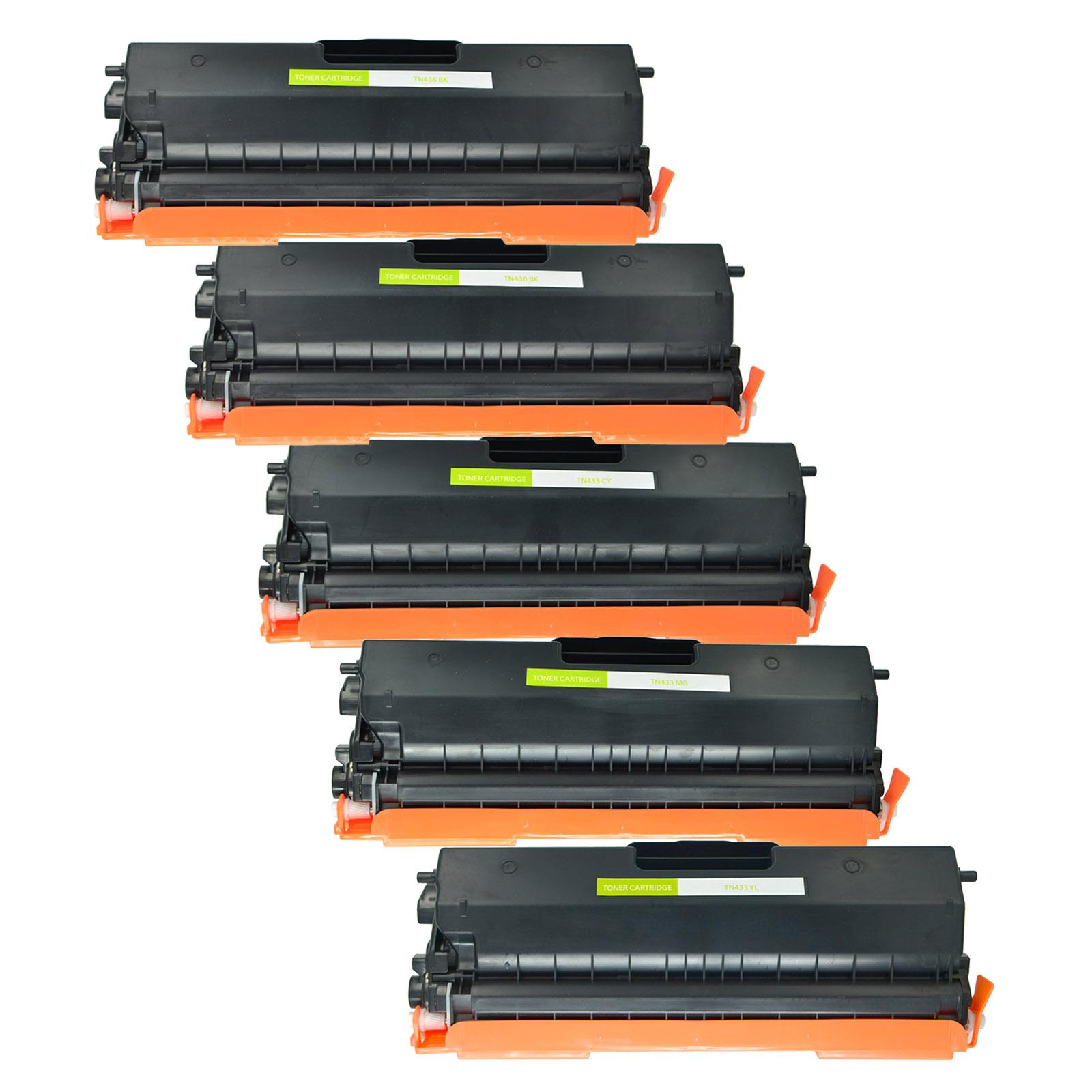 1PK TN436 Magenta Toner For Brother HL-L8260CDW 8360CDW MFC-L8690CDW L8900CDW