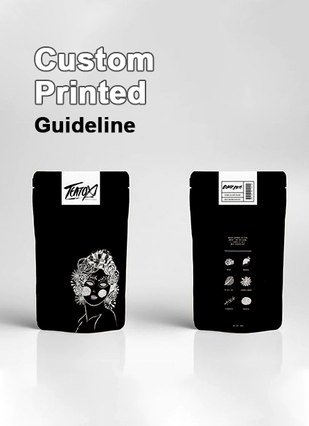 Custom Printed Pouch